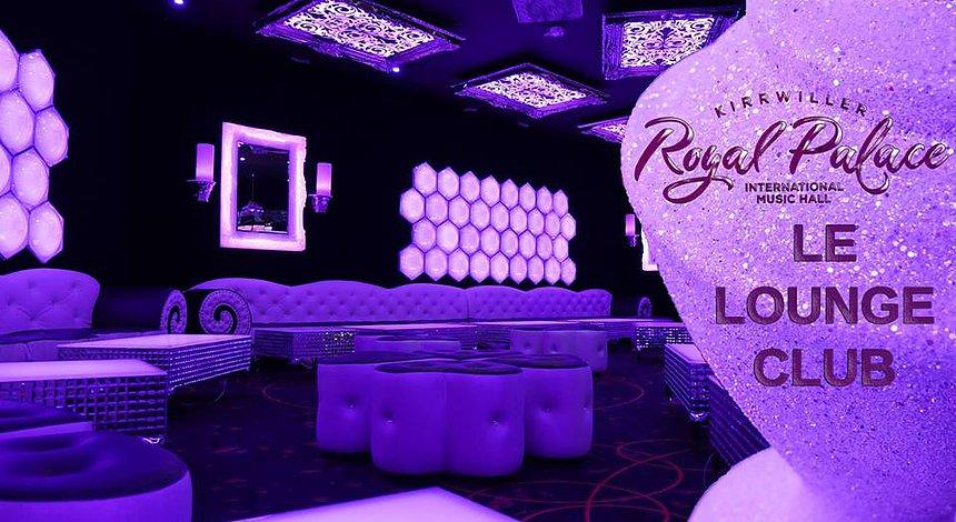 Photo du lounge Club au Royal Palace à Kirrwiller