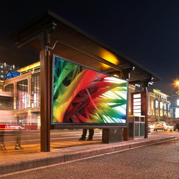 bus station at night2